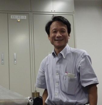 写真:角屋先生