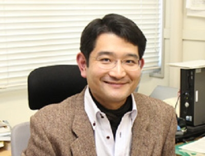 入戸野 宏准教授
