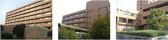 生物生産学部の建物