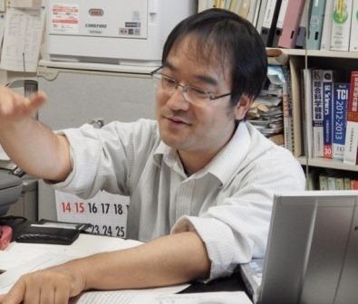 写真:高橋先生