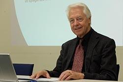 ビールス教授(Jacobs University,ブレーメン)講演会