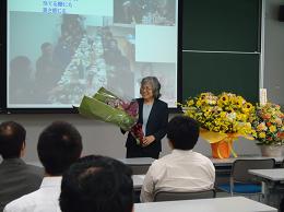 三浦先生最終講義