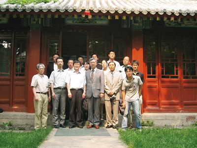 北京大学との合同研究会