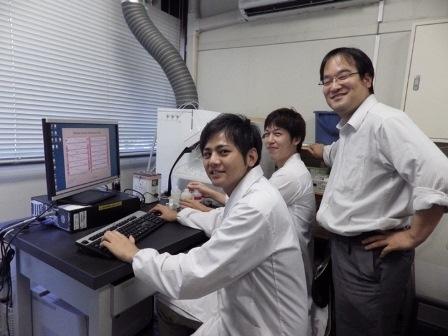 写真:高橋先生の研究室の様子2