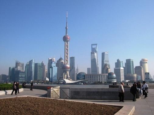 上海市風景 画像