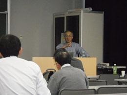 平成27年度第1回「卒業生等を通した社会交流事業」講演会
