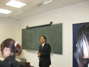 パリ第1大学法学部教室