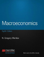 Macroeconomics, N. Gregory Mankiw