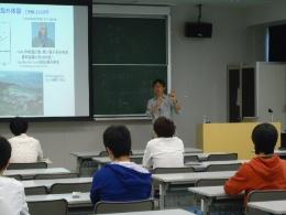 平成26年度第2回「卒業生等を通した社会交流事業」講演会