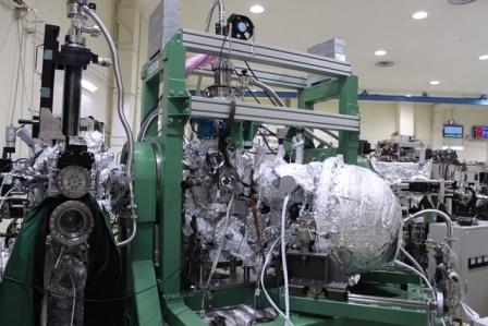 写真:HiSORの設備の一部