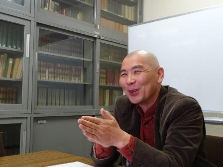 写真:柳瀬先生
