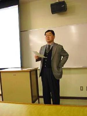 開催のあいさつ(布川先生)