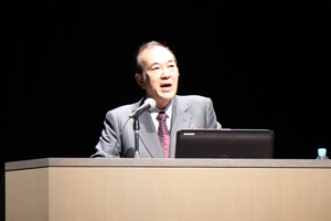 山内昌之 東京大学名誉教授による学術講演