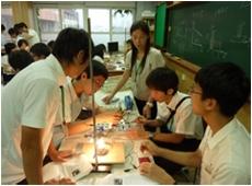 韓国での共同授業