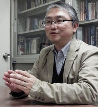 写真:島本先生