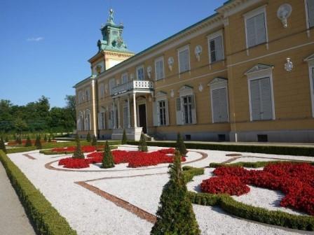 ポーランド ヴィラヌフ宮殿