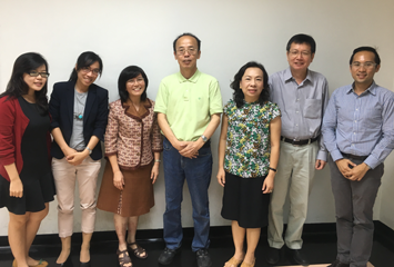 After discussion with professors from Department of Food Science and Technology, Department of Biotechnology, and Department of Product Development