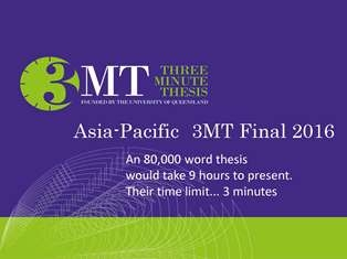 3MT APAC Final
