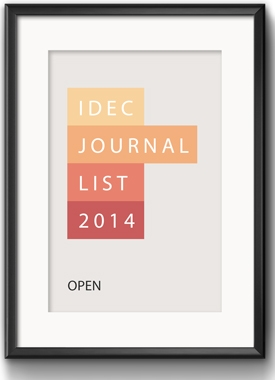 IDEC Journal List