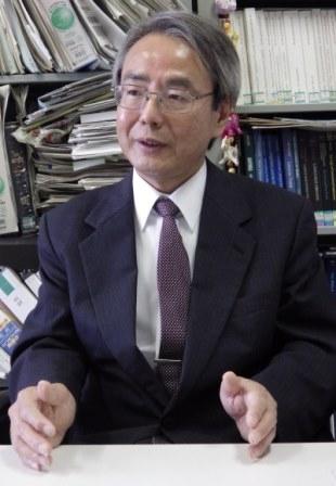 写真:吉田先生