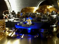 超高真空扫描隧道显微镜