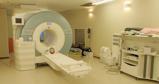 写真:MRI