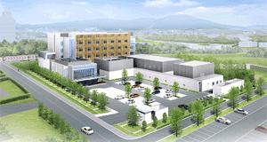 産業技術総合研究所 センター全景