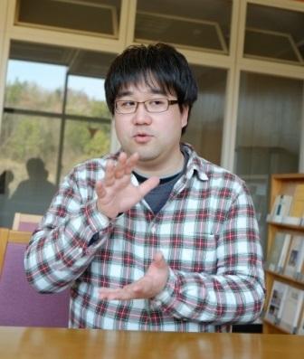 写真:久保田さん