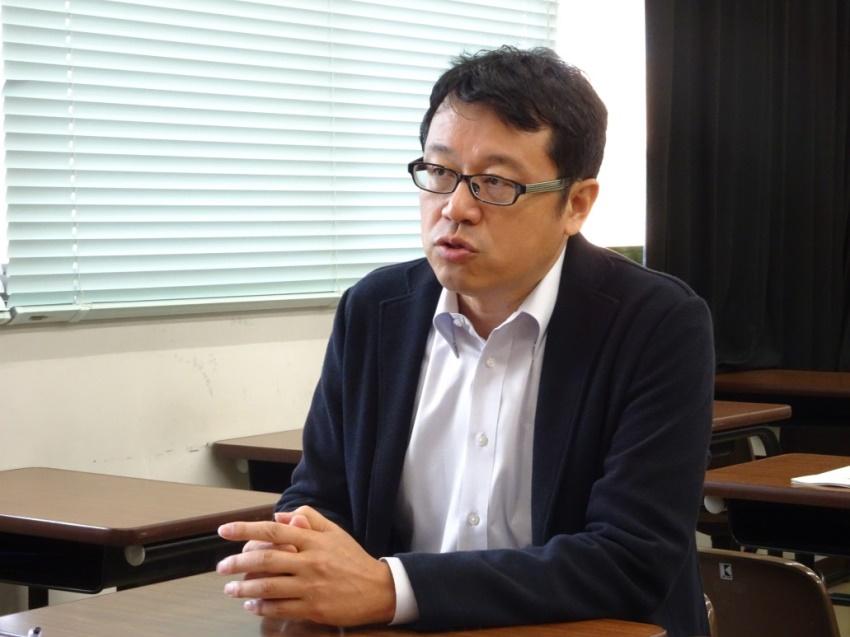 大塚製薬株式会社 製剤研究所 所長 加藤雄介氏