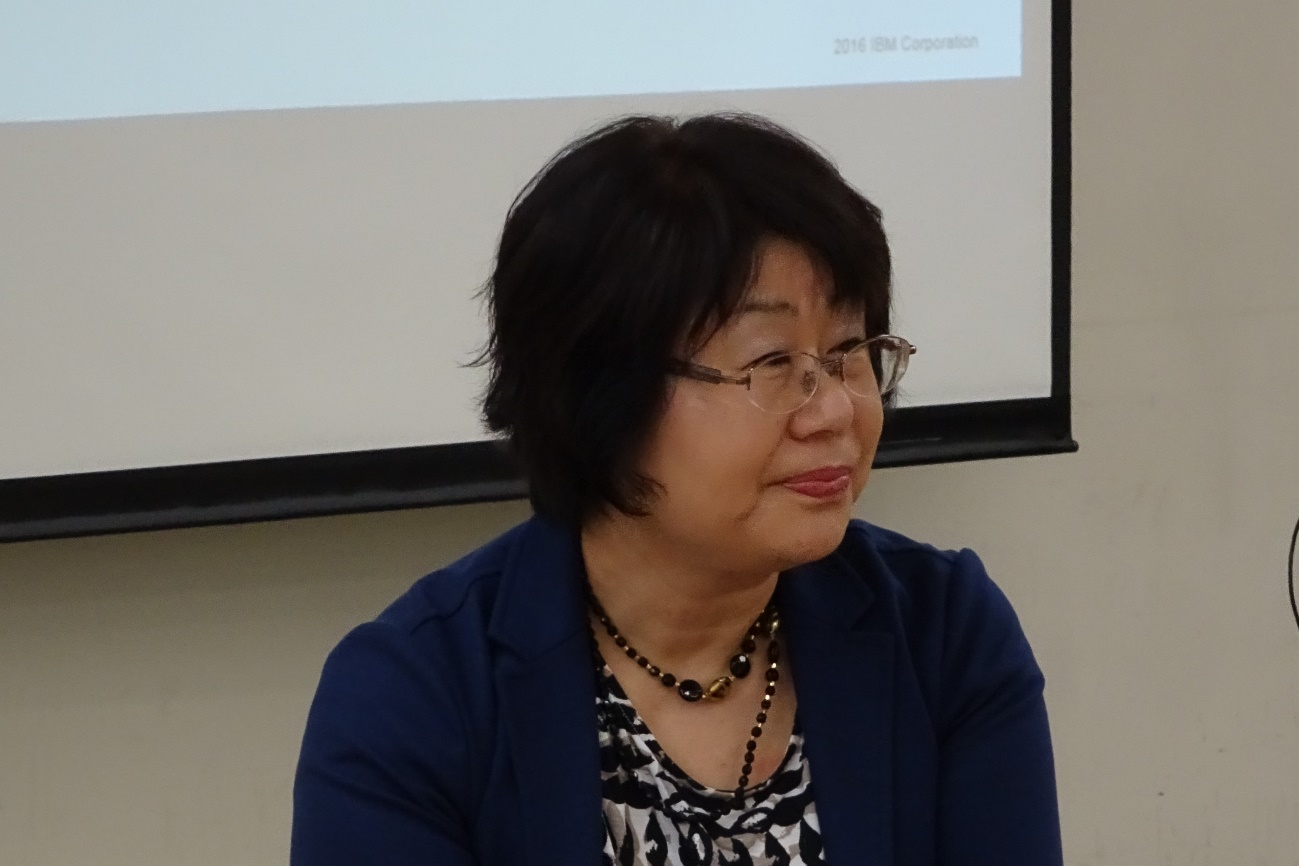 第2回 日本IBM株式会社 片岡 利枝子氏