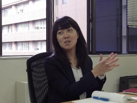 日本ハム株式会社中央研究所 研究員 河口 友美氏