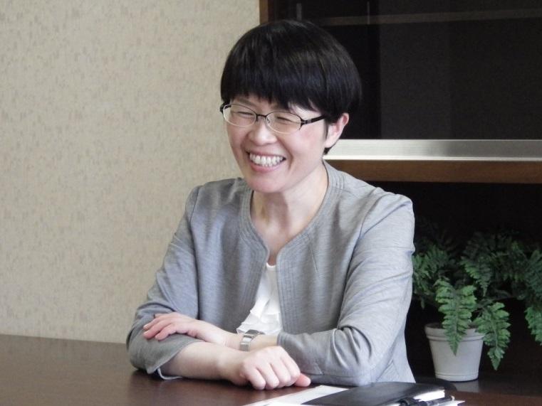 アンデルセン・パン生活文化研究所 部長 庄林 愛氏