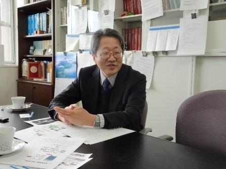 写真:佐野先生