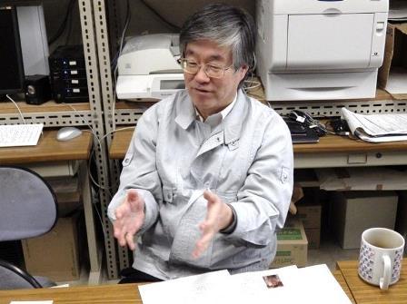 山本先生画像