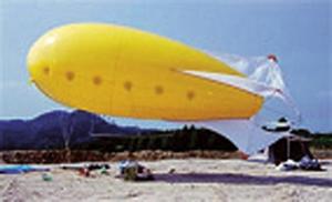 気象観測用気球
