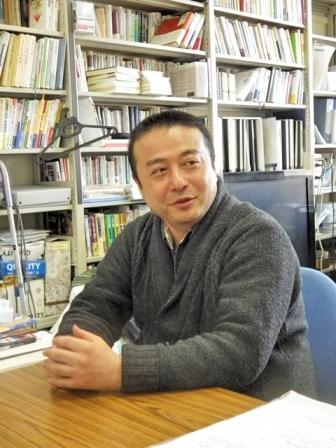 写真:原口先生
