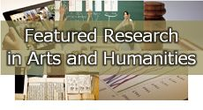 Featured Research in Arts & Humanities, Social Sciences