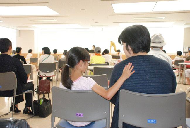 癒しの音楽会(診療棟3階イベントホール)