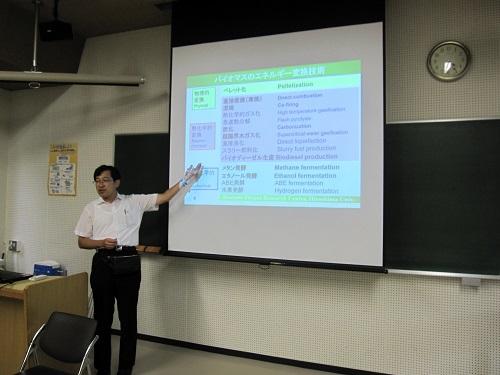 松村幸彦教授