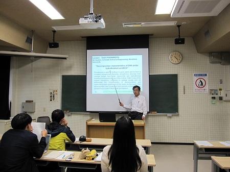 松村 幸彦教授
