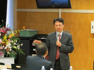 東海大学のWen-Dee Chiang先生