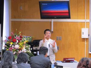 広島大学生物圏科学研究科の小池一彦先生