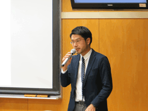 Chair: Dr. Makoto Hirayama