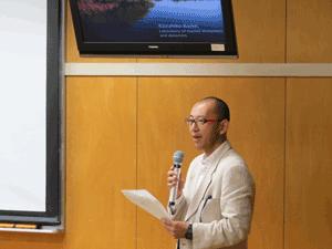 Chair: Dr. Masayuki Yoshida