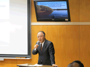 Closing Remarks by Dr. Toshinori Nagaoka