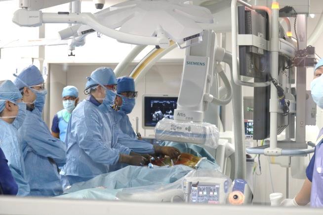 手術の様子(3)