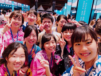 No 36 I want to be a Japanese teacher and spread Japanese