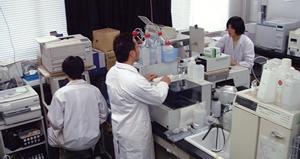 環境試料中微量化学種の分析