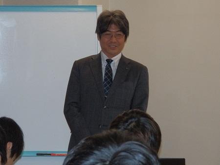 江原 学さん