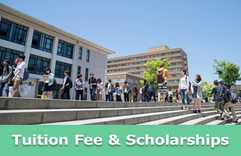 Tuition Fee and Scholarships